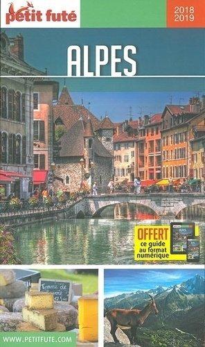 Petit Futé Alpes - nouvelles editions de l'universite petit futé - 9791033192619 -