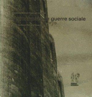 Petits fronts de guerre sociale - Editions Commune - 9791091248044 -