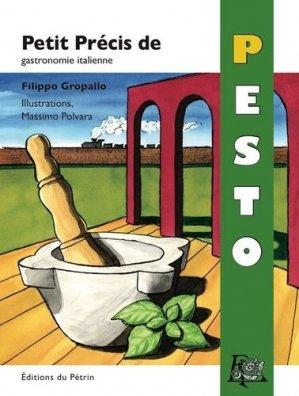 Petit précis de pesto - Editions du Pétrin - 9791094184035 -