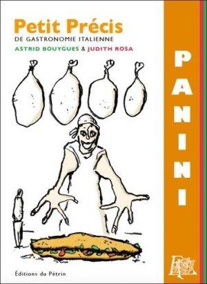 Petit Précis de Panini - Editions du Pétrin - 9791094184196 -