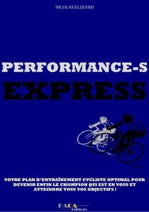 Performance express - PACA éditions - 9791097216108 -