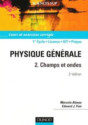 Physique générale - dunod - 9782100494781 -