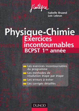 Physique-Chimie - dunod - 9782100566600 -