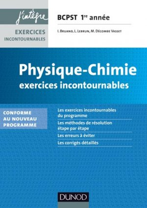 Physique-Chimie - dunod - 9782100700028 -