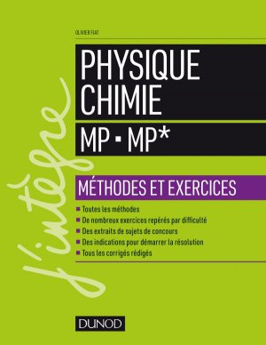 Physique-Chimie MP - MP* - dunod - 9782100775507 -