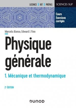 Physique générale - Dunod - 9782100820313 -