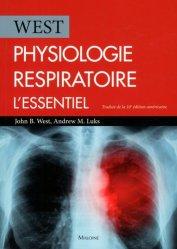 Physiologie respiratoire - maloine - 9782224034849 - livre paces 2021, livre pcem 2021, anatomie paces, réussir la paces, prépa médecine, prépa paces