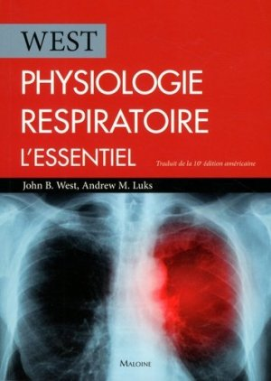 Physiologie respiratoire - maloine - 9782224034849