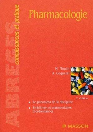 Pharmacologie - elsevier / masson - 9782294003868 -