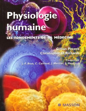 Physiologie humaine - elsevier / masson - 9782294010026