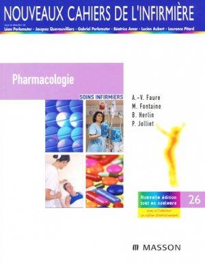 Pharmacologie - elsevier / masson - 9782294076893 -