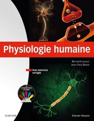 Physiologie humaine - elsevier / masson - 9782294753763 -