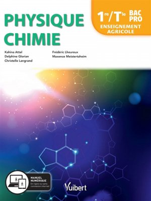 Physique-chimie - Vuibert - 9782311600650 -