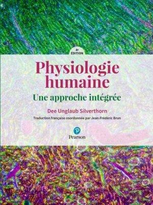 Physiologie humaine - pearson - 9782326002203 - livre paces 2020, livre pcem 2020, anatomie paces, réussir la paces, prépa médecine, prépa paces