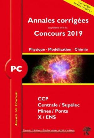 Physique - Modélisation - Chimie PC - handk - 9782351413647 -