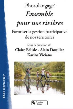 Photolangage, ensemble pour nos rivières - chronique sociale - 9782367176000 -