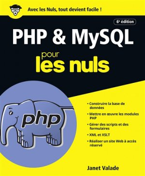 PHP  MySQL pour les Nuls - first - 9782412028919