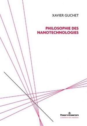 Philosphie des nanotechnologies - hermann - 9782705689636 -