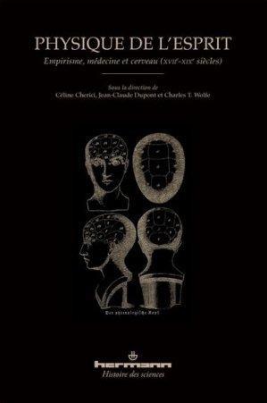 Physique de l'esprit - hermann - 9782705695651 -