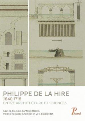 Philippe de La Hire 1640-1718 - picard - 9782708409422 -
