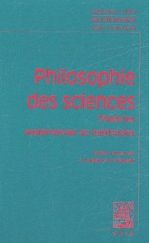 Philosophie des sciences - vrin - 9782711616251 -