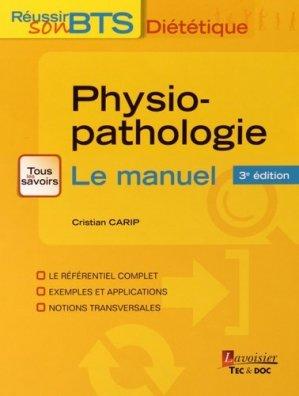 Physiopathologie - lavoisier / tec et doc - 9782743020033 -