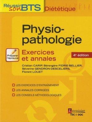 Physiopathologie -  Exercices et annales - lavoisier / tec et doc - 9782743022143 -