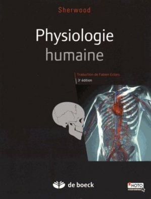 Physiologie humaine - de boeck superieur - 9782804189969 -