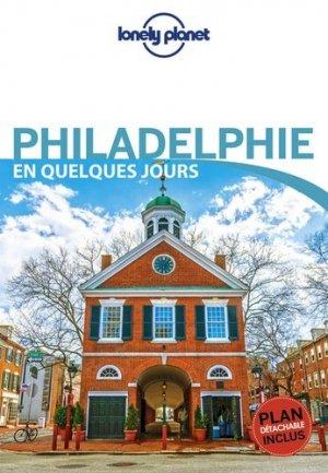 Philadelphie en quelques jours. Avec 1 Plan détachable - Lonely Planet - 9782816179361 - majbook ème édition, majbook 1ère édition, livre ecn major, livre ecn, fiche ecn