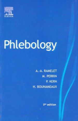 Phlebology - elsevier / masson - 9782842999452 -
