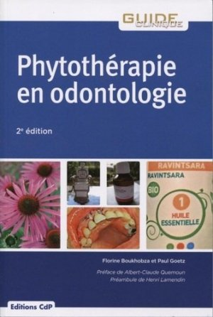 Phytothérapie en odontologie - cdp - 9782843614071 -