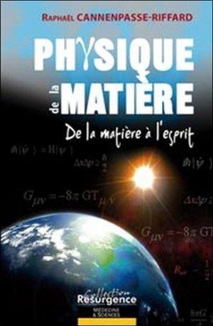 Physique de la matière - Marco Pietteur - 9782874340475 -