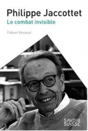Philippe Jaccottet - ppur -  presses polytechniques et universitaires romandes - 9782889153855 -
