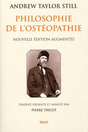 Philosophie de l'ostéopathie - sully - 9782911074646