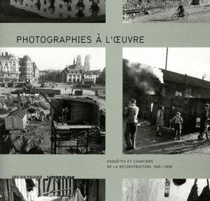 Photographies à l'oeuvre - point du jour - 9782912132703 -