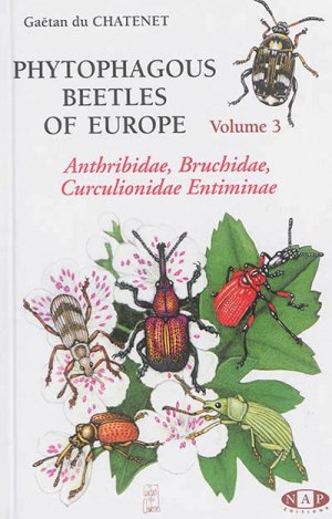 Phytophagous Beetles of Europe - Tome 3 - nap - 9782913688209