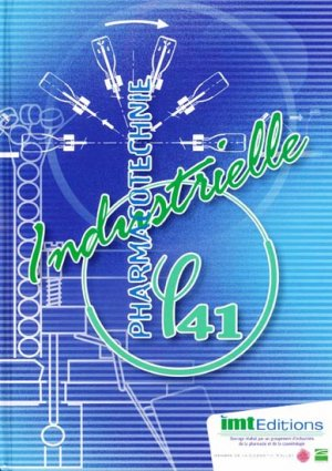 Pharmacotechnie industrielle - imt - 2302951253527 -