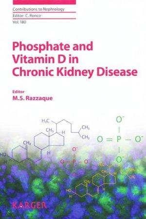 Phosphate and Vitamin D in Chronic Kidney Disease - karger - 9783318023695 -