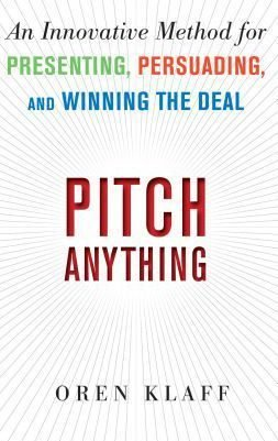 PITCH ANYTHING  - mcgraw-hill - 9780071752855 -