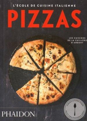 Pizzas - Phaidon - 9780714870755 -