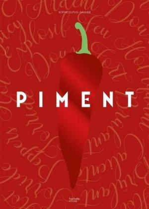 Piment - hachette - 9782019451684 -