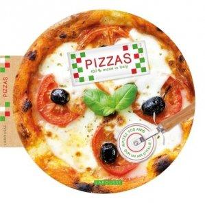 Pizzas - Larousse - 9782035877635 -