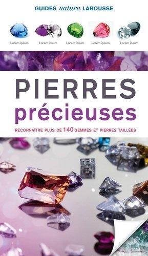 Pierres précieuses - larousse - 9782035878953 -