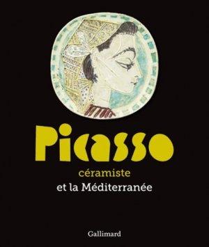 Picasso céramiste et la Méditerranée - gallimard editions - 9782070141074 -