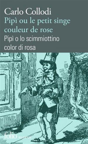 Pipì ou Le petit singe couleur de rose - Gallimard - 9782072744976 -