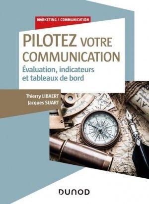 Pilotez votre communication - Dunod - 9782100791293 -
