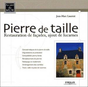 Pierre de taille - eyrolles - 9782212110593 -