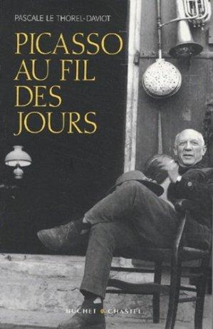Picasso au fil des jours - buchet chastel - 9782283019863 -