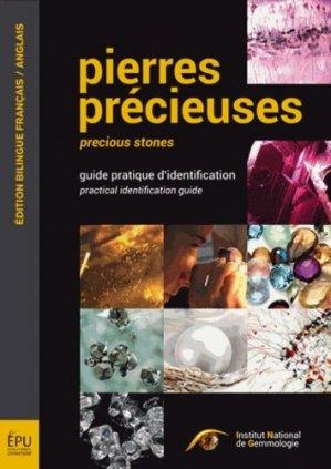 Pierres précieuses - publibook / epu - 9782342040135 -