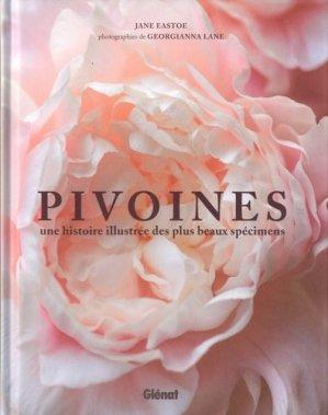 Pivoines - glenat - 9782344025383 -